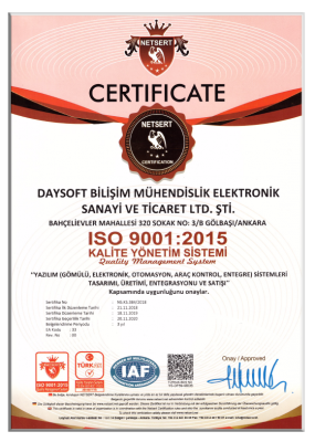Daysoft-Quality-Documents-9001